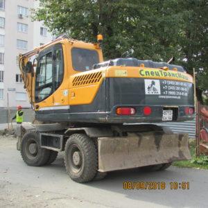 аренда экскаватора в Екатеринбурге