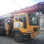аренда автокрана 25 тонн екатеринбург