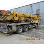 Услуги автокрана 30 тонн